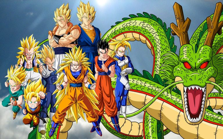 dbz wallpaper 179