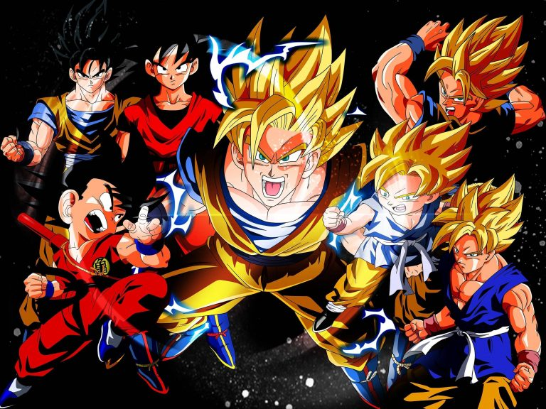 dbz wallpaper 181