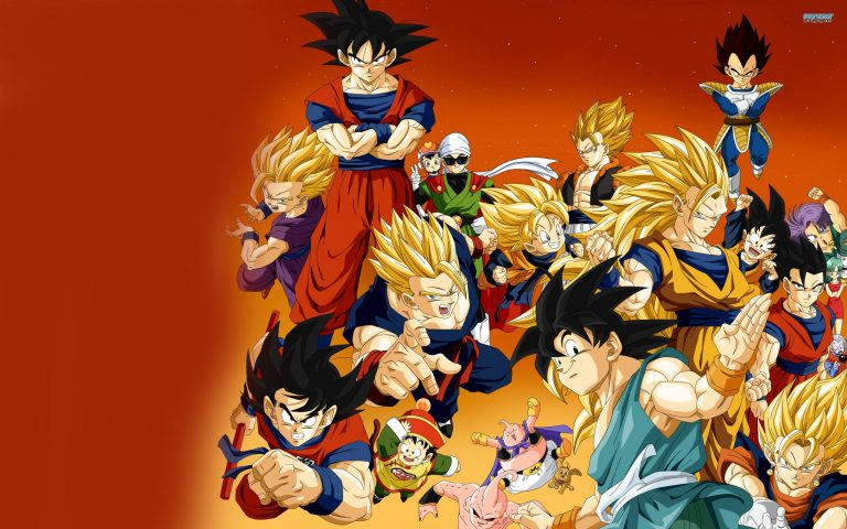 dbz wallpaper 206