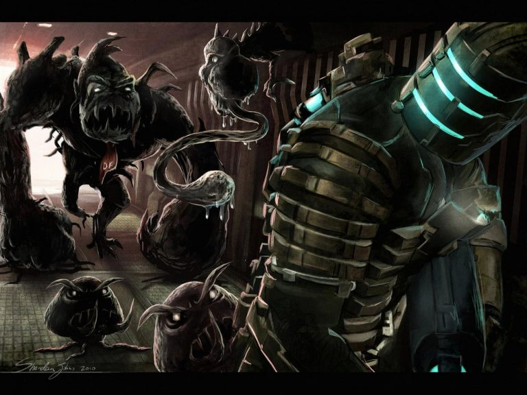 dead space wallpaper 146