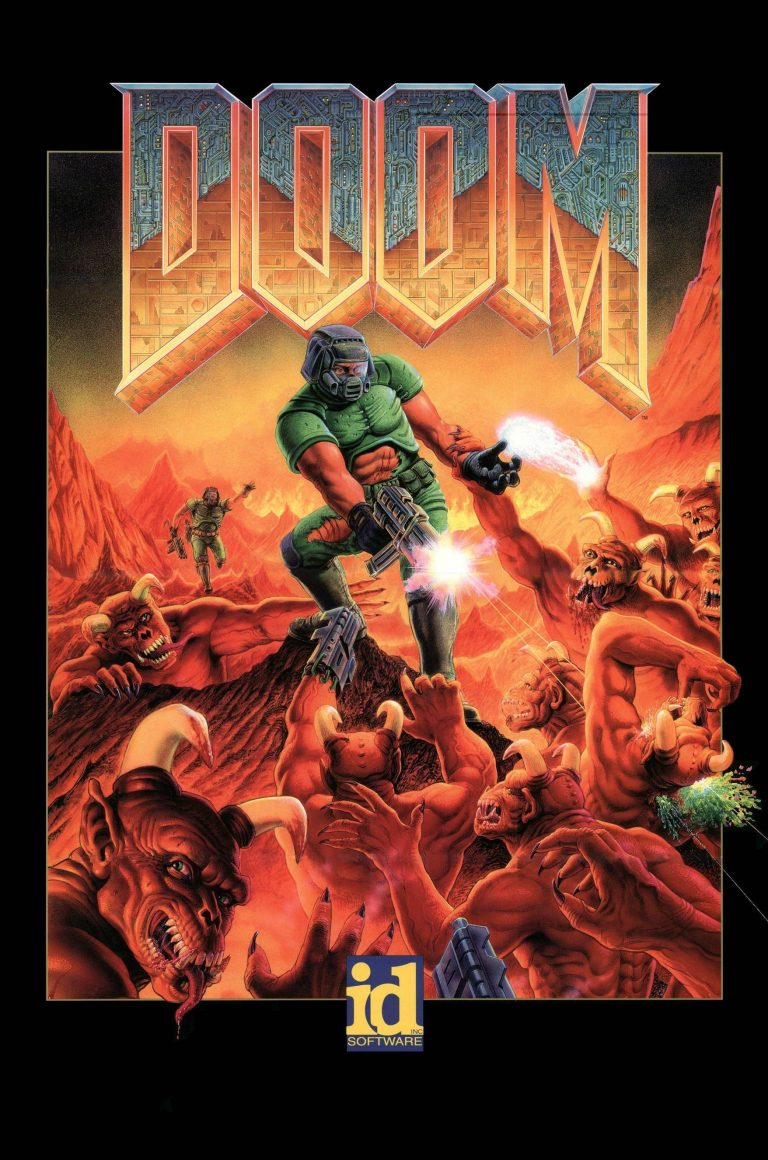 doom wallpaper 35