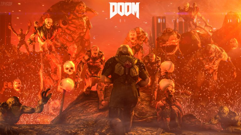 doom wallpaper 40