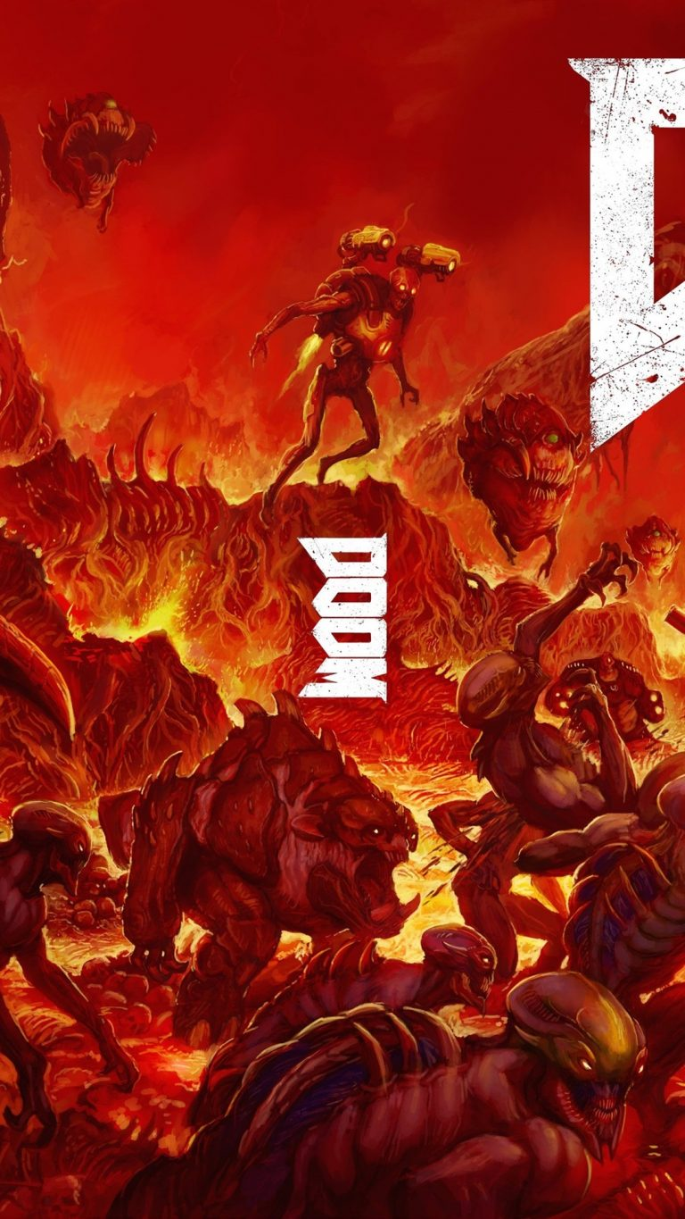 doom wallpaper 53