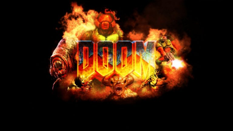 doom wallpaper 70