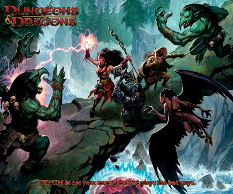 dungeons and dragons wallpaper 151