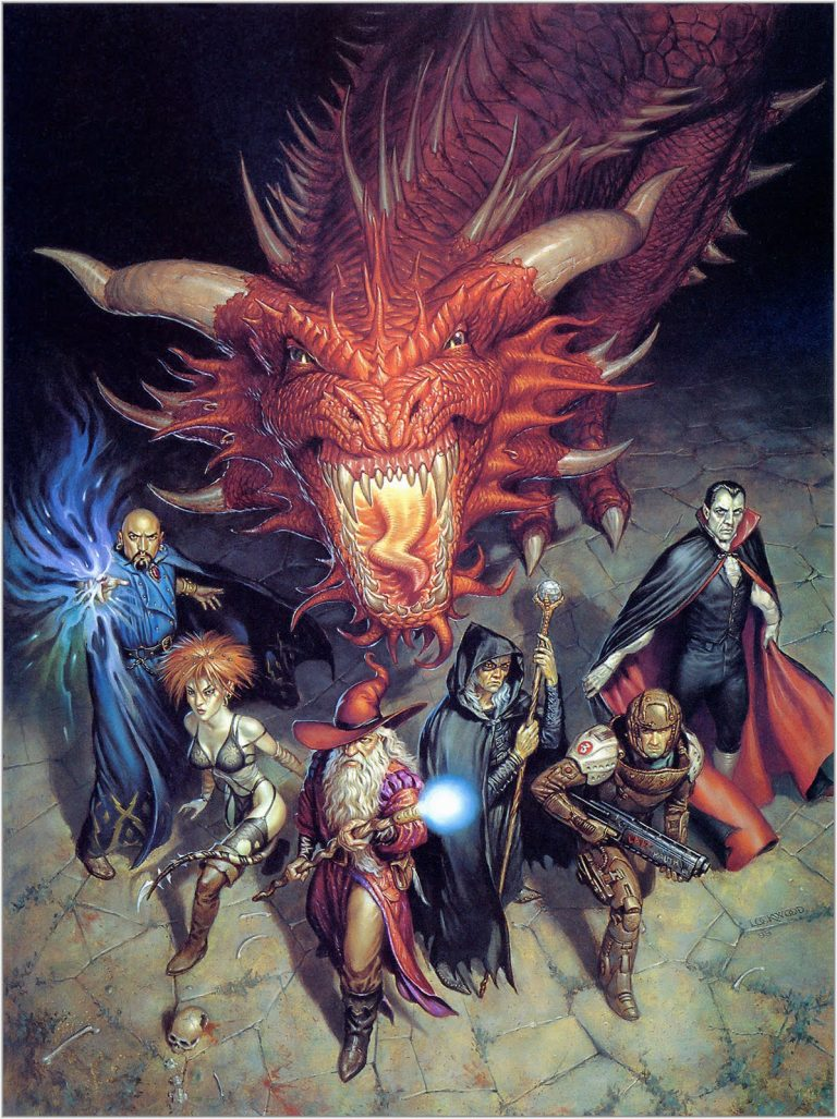 dungeons and dragons wallpaper 155
