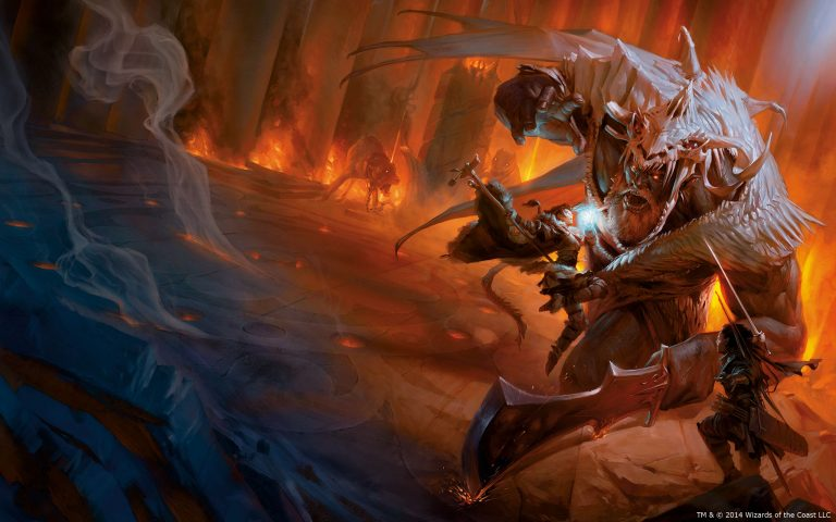 dungeons and dragons wallpaper 202