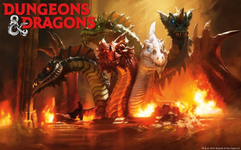 dungeons and dragons wallpaper 204