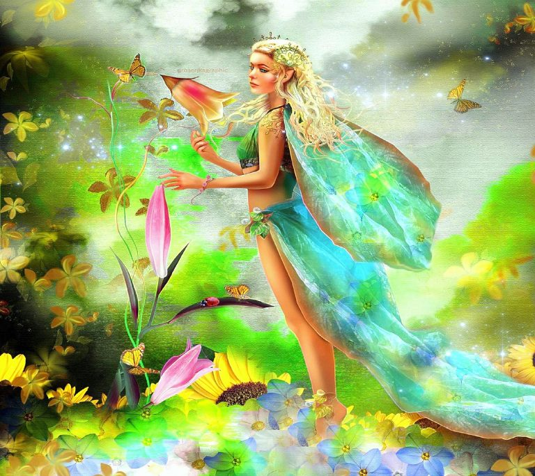fairy wallpaper 64