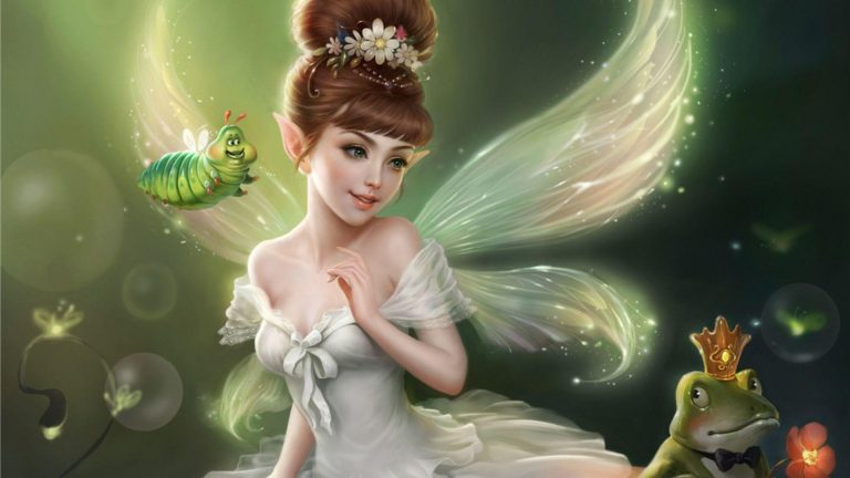 fairy wallpaper 87
