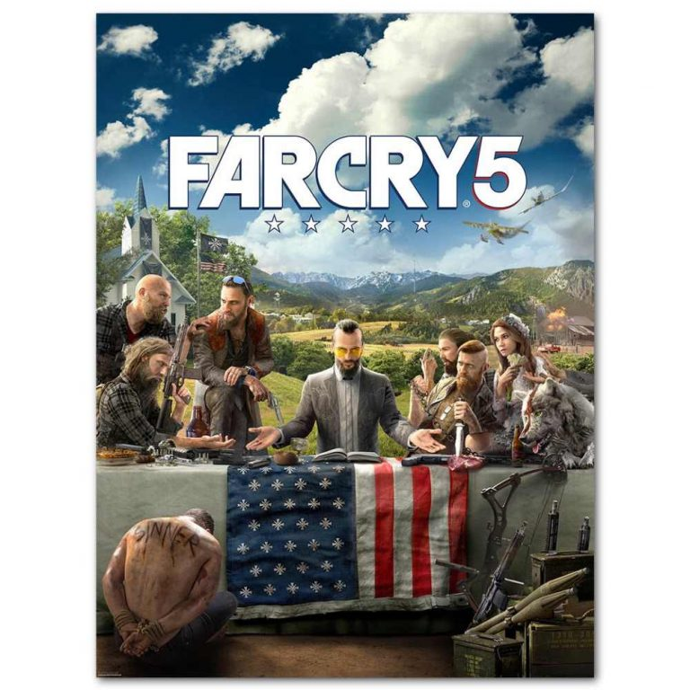 far cry 5 wallpaper 158