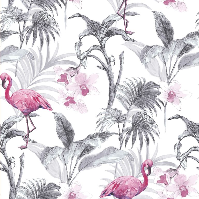 flamingo wallpaper 10