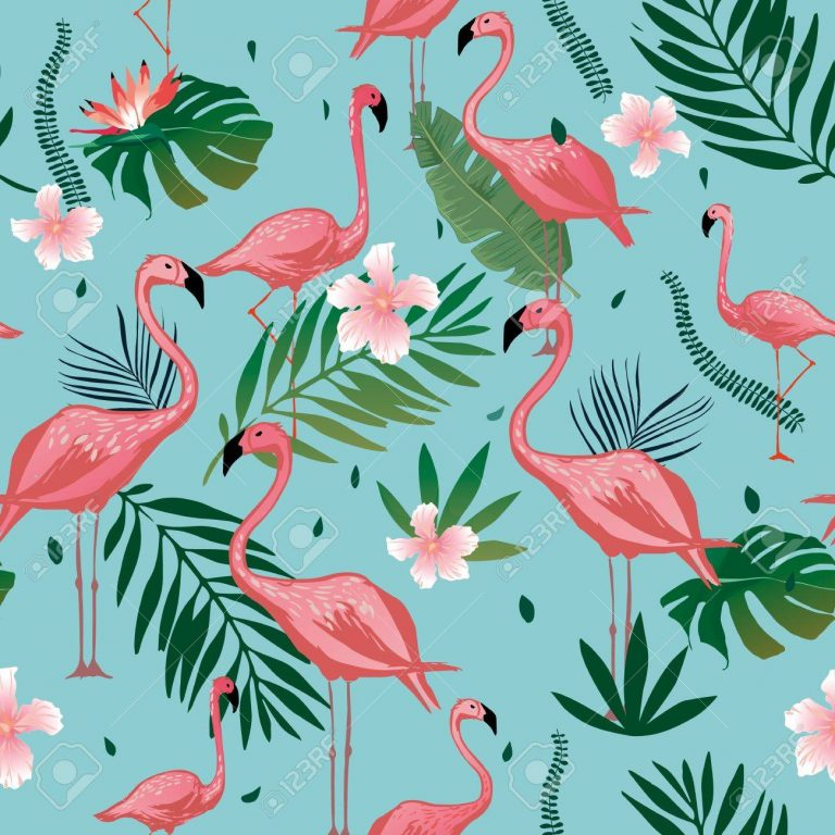 flamingo wallpaper 12