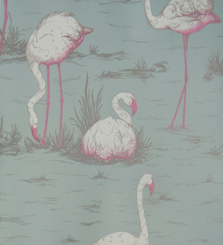 flamingo wallpaper 23