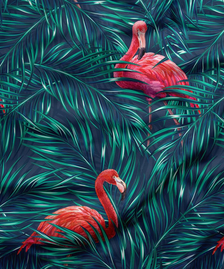 flamingo wallpaper 24
