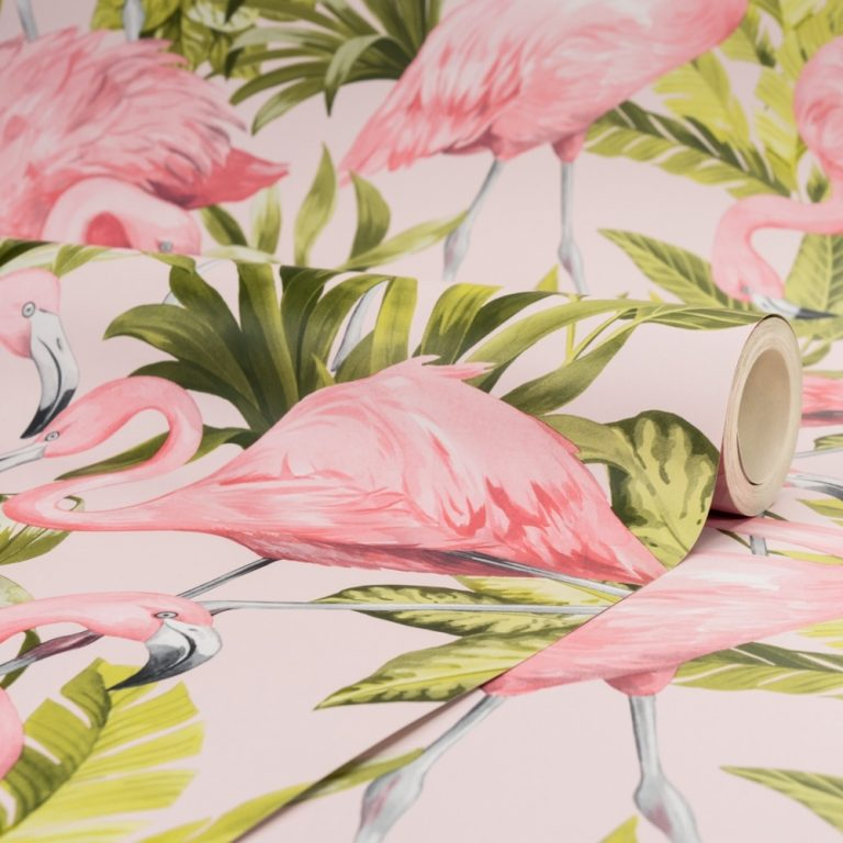 flamingo wallpaper 34