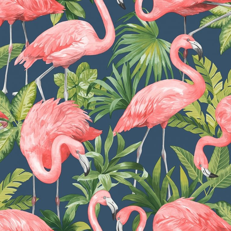 flamingo wallpaper 38