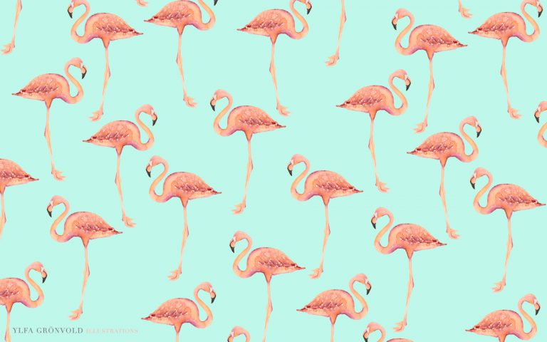 flamingo wallpaper 41