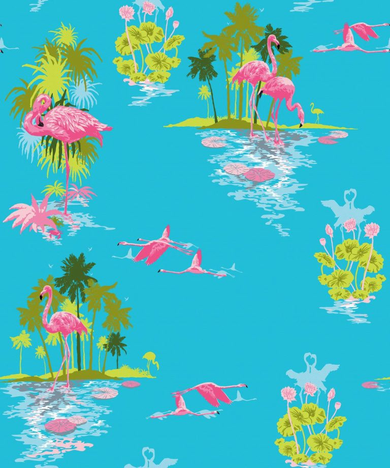 flamingo wallpaper 58