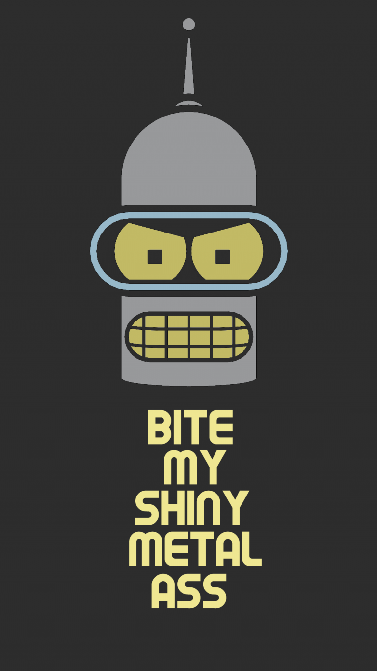 futurama wallpaper 74