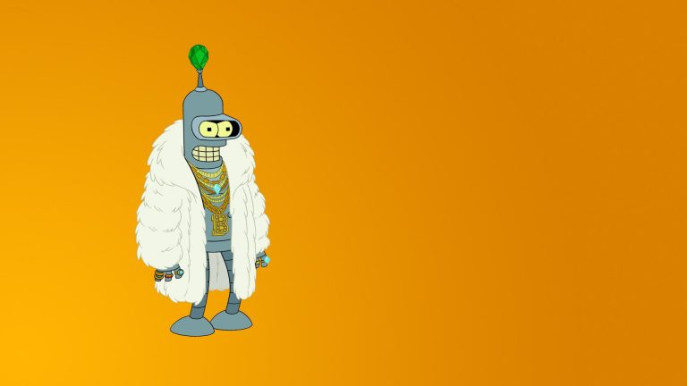 futurama wallpaper 105