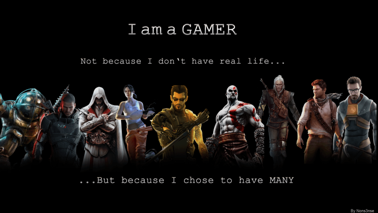 gamer wallpaper 216