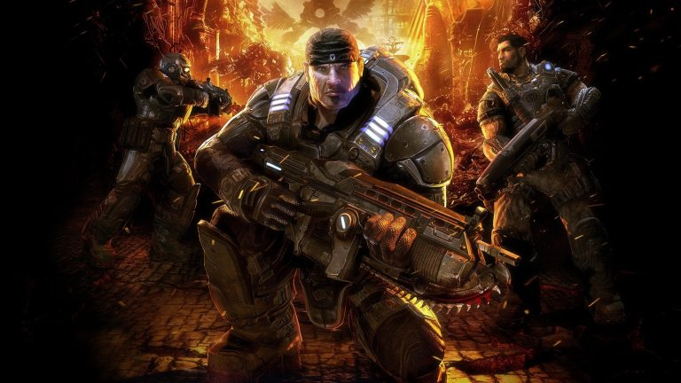 gears of war wallpaper 25