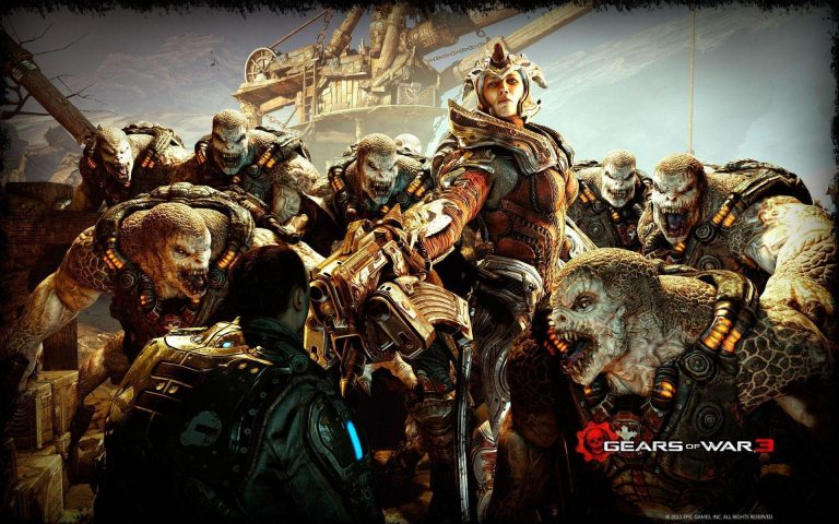 gears of war wallpaper 29