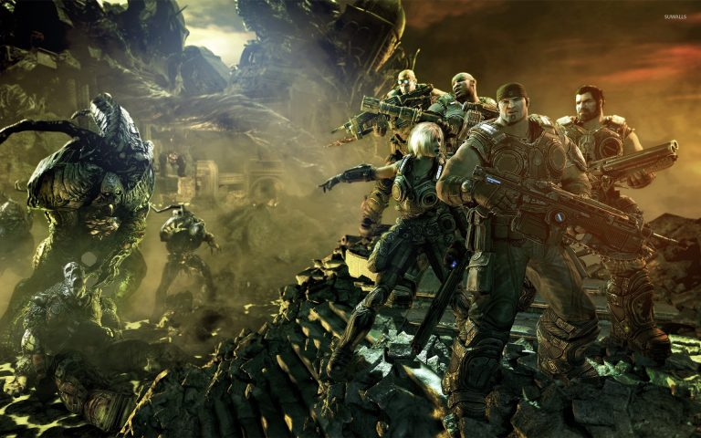 gears of war wallpaper 33