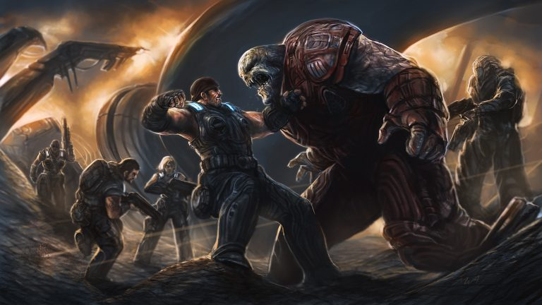 gears of war wallpaper 34