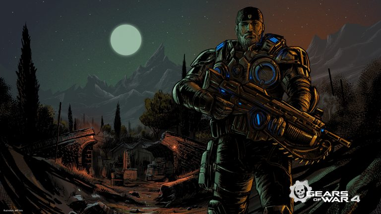 gears of war wallpaper 35