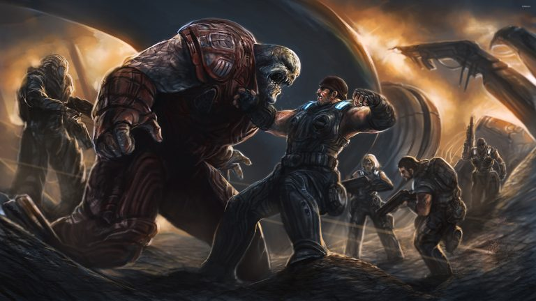 gears of war wallpaper 41