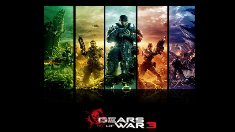 gears of war wallpaper 46