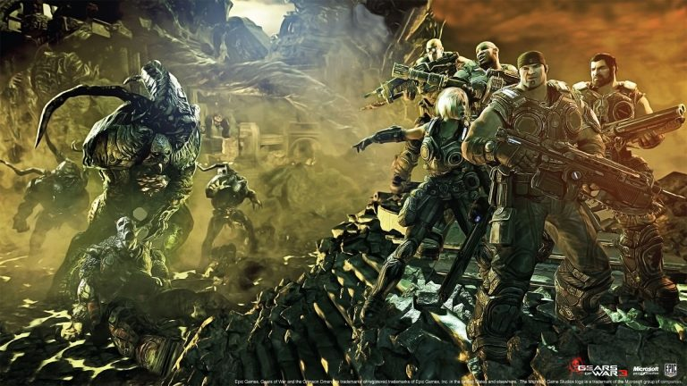 gears of war wallpaper 60