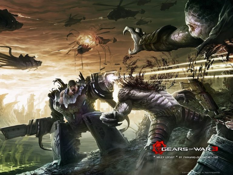 gears of war wallpaper 76