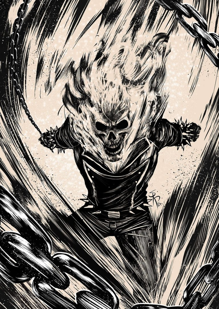 ghost rider wallpaper 120