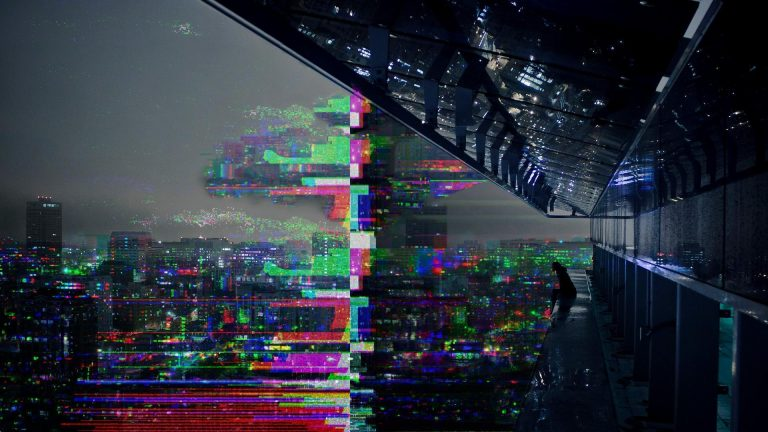 glitch wallpaper 91