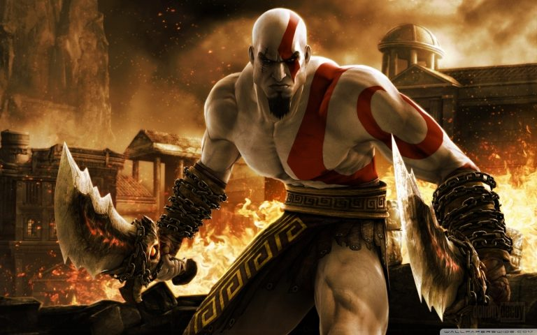 god of war wallpaper 132