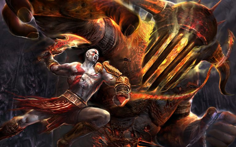 god of war wallpaper 134