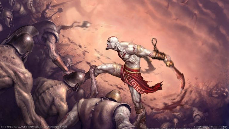god of war wallpaper 152