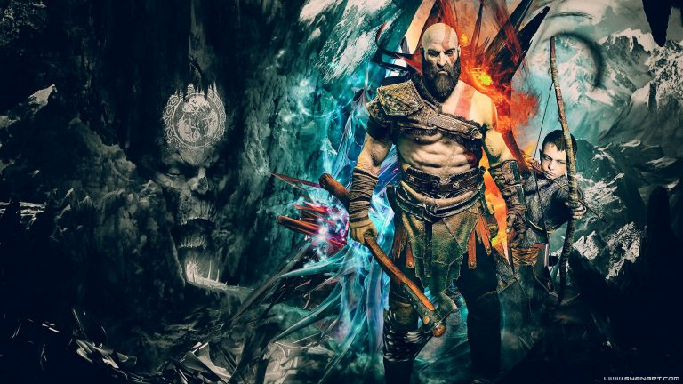 god of war wallpaper 170