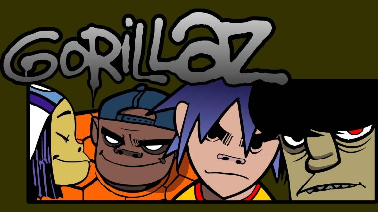 gorillaz wallpaper 139