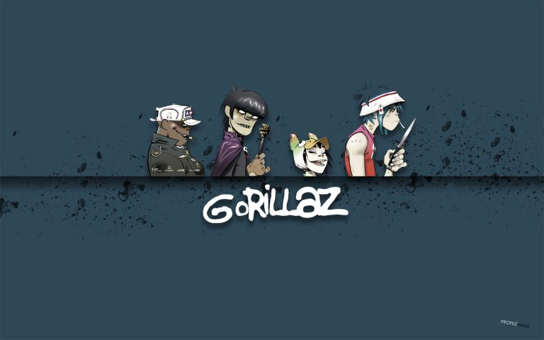 gorillaz wallpaper 148