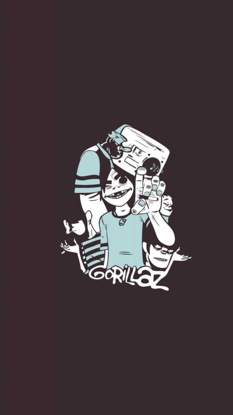 gorillaz wallpaper 151