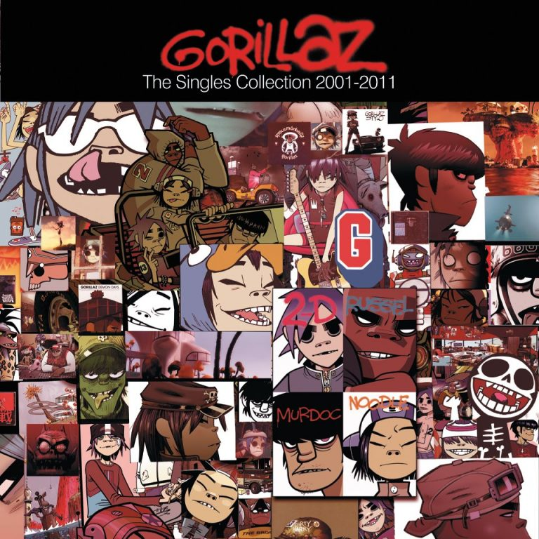gorillaz wallpaper 160