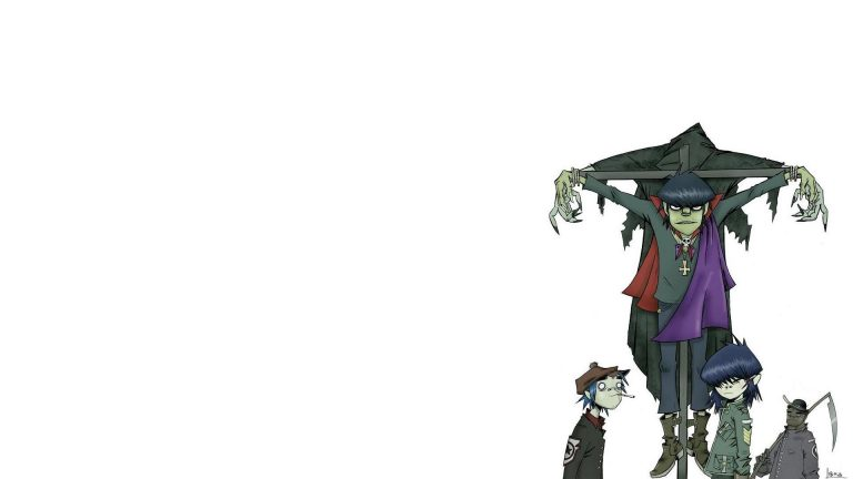 gorillaz wallpaper 169