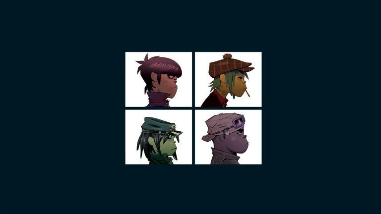 gorillaz wallpaper 170