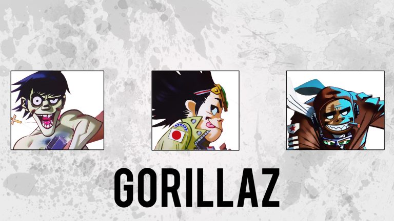 gorillaz wallpaper 176