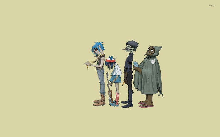 gorillaz wallpaper 177