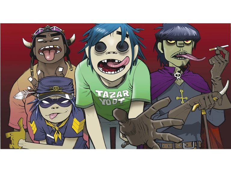 gorillaz wallpaper 184